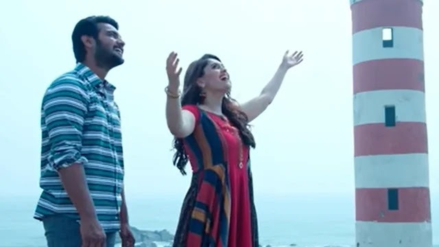 Okey Oka Lokam Nuvve Song Lyrics