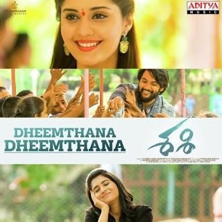 Dheemthana Dheemthana Lyrics by Haricharan
