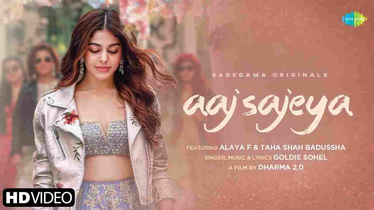 Aaj Sajeya Lyrics