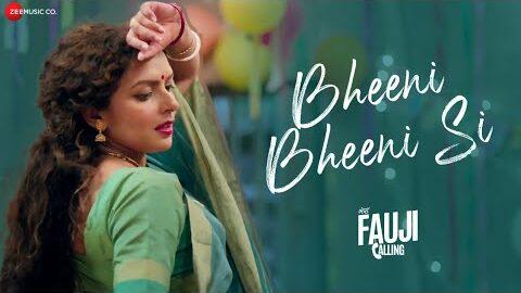 Bheeni Bheeni Si Lyrics