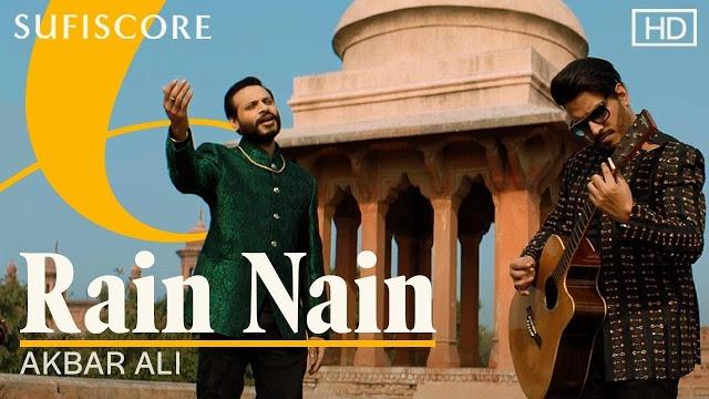 Rain Nain (Thumri) Lyrics