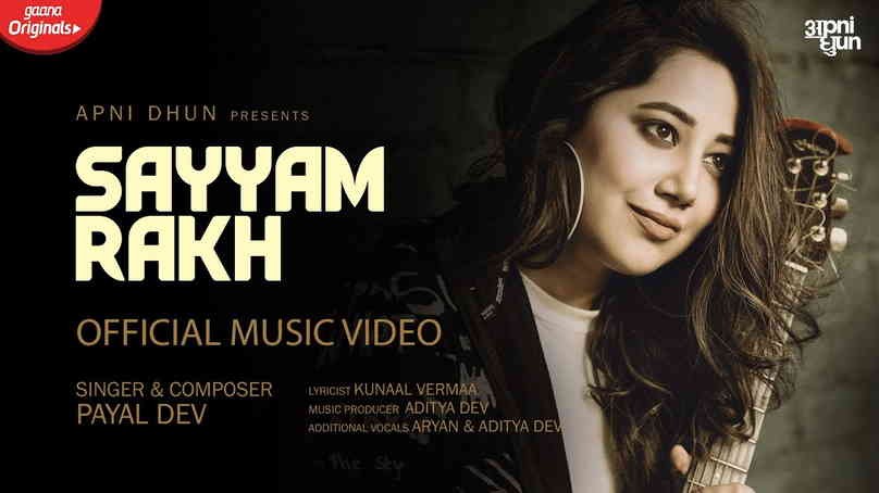 Sayyam Rakh Lyrics