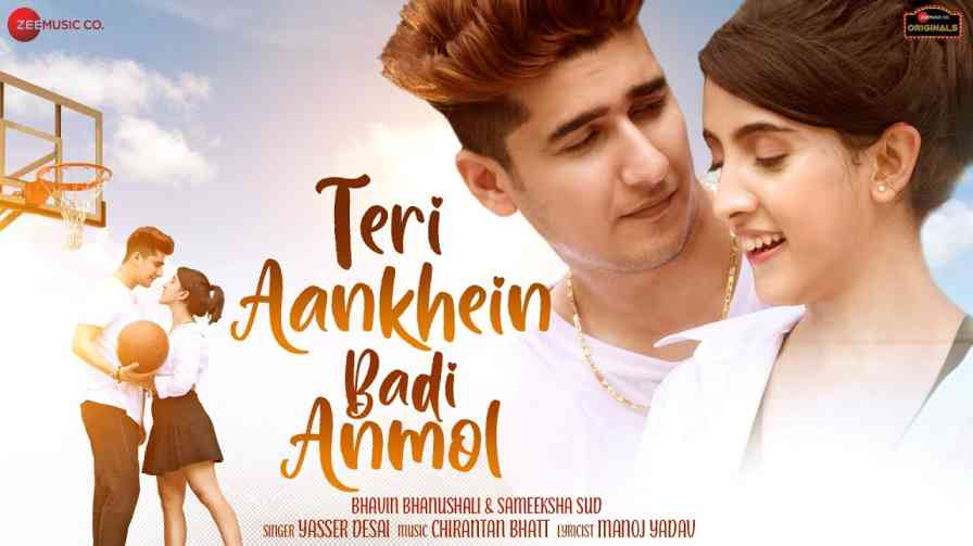 Teri Aankhein Badi Anmol Lyrics