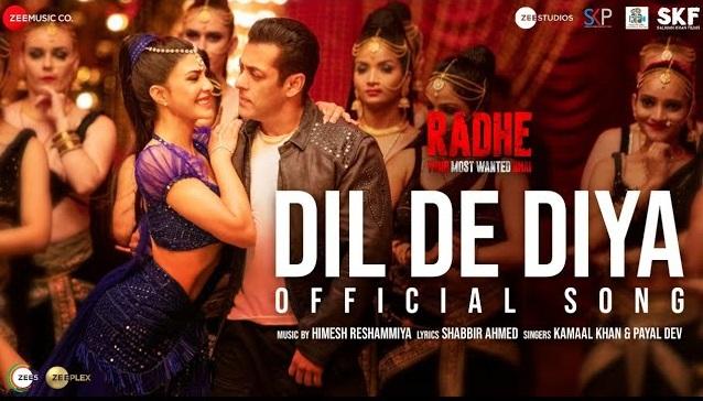 Dil De Diya Lyrics