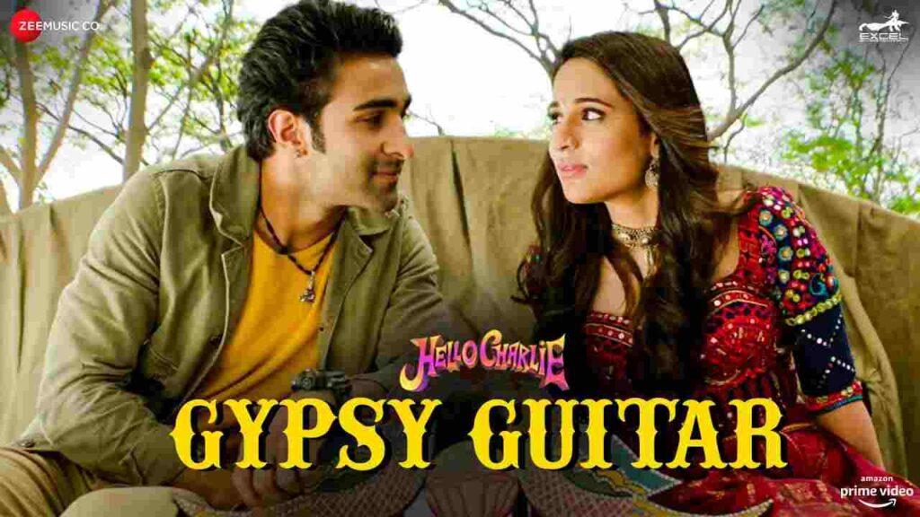 Gypsy Guiter Lyrics