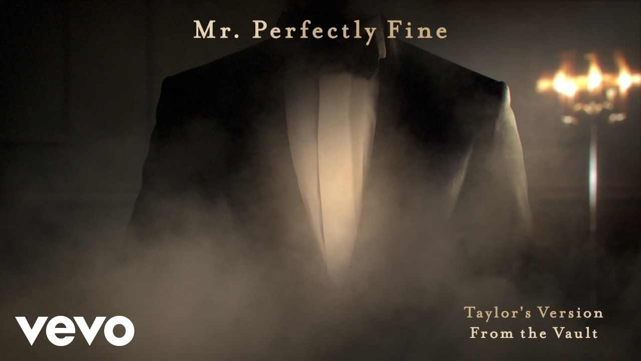Mr. Perfectly Fine Lyrics