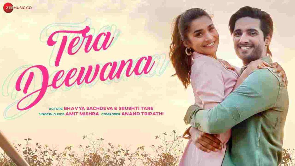 Tera Deewana Lyrics