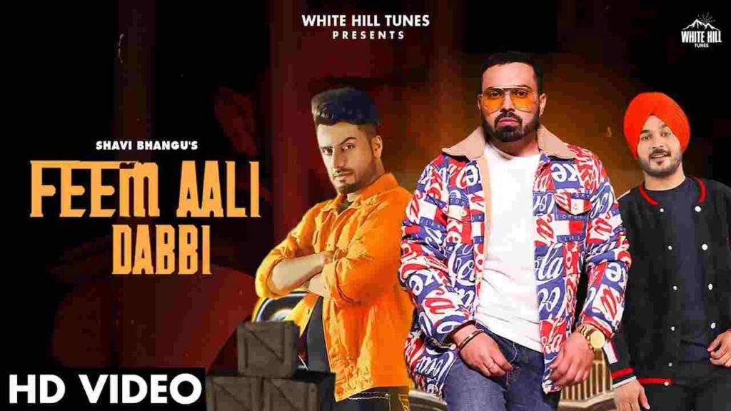 Feem Aali Dabbi Lyrics