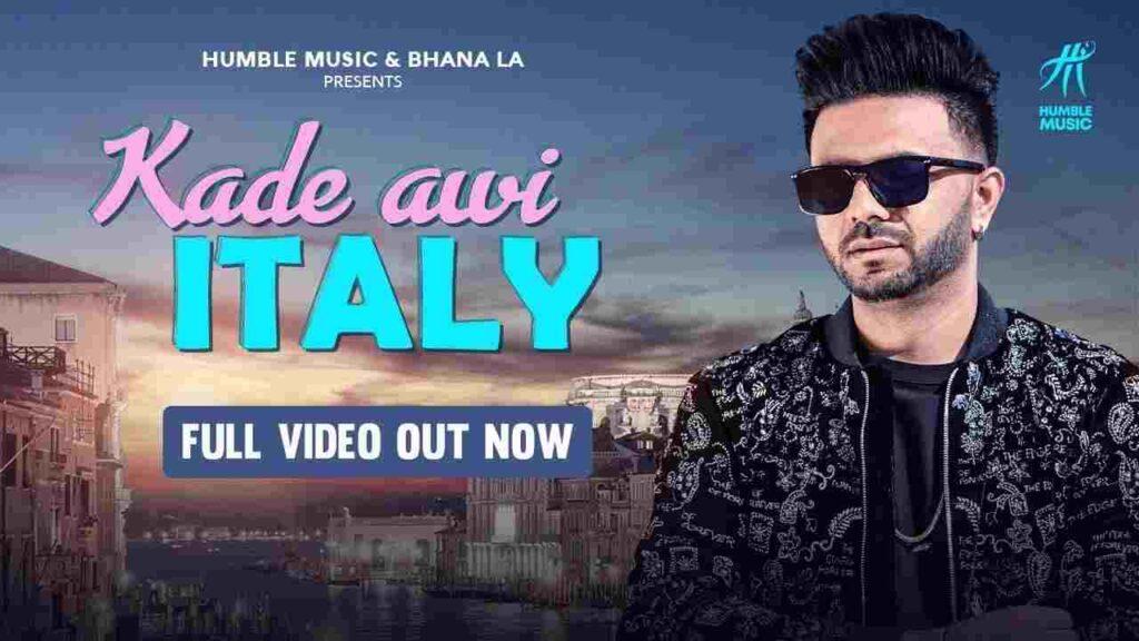 Kade Awi Italy Lyrics