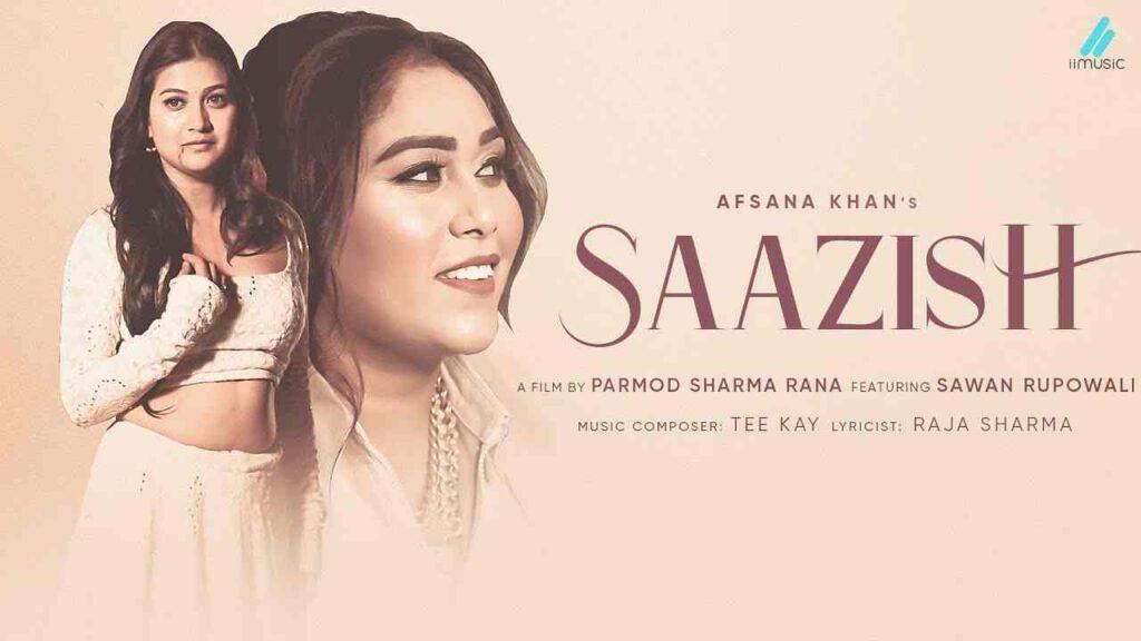 Saazish Lyrics