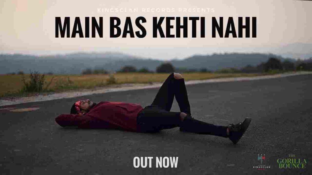 Main Bas Kehti Nahi Lyrics