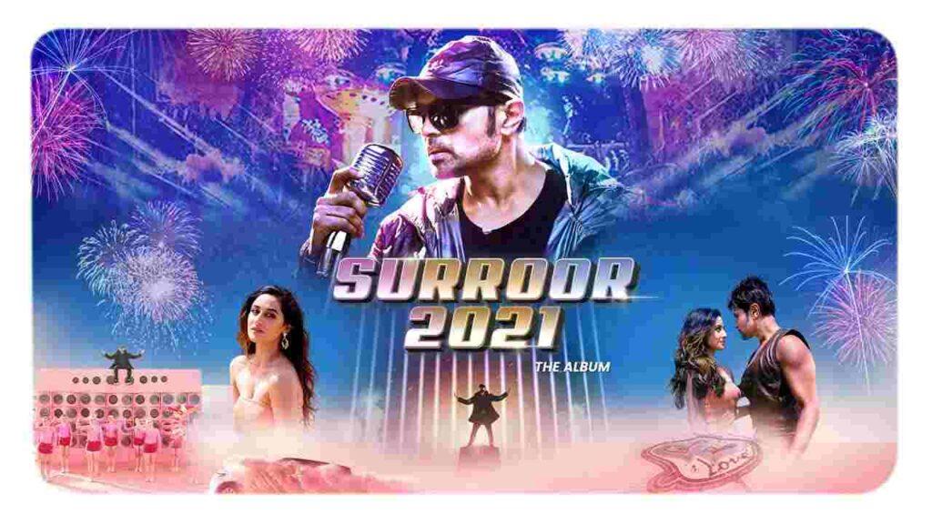 Surroor 2021 Title Track Lyrics