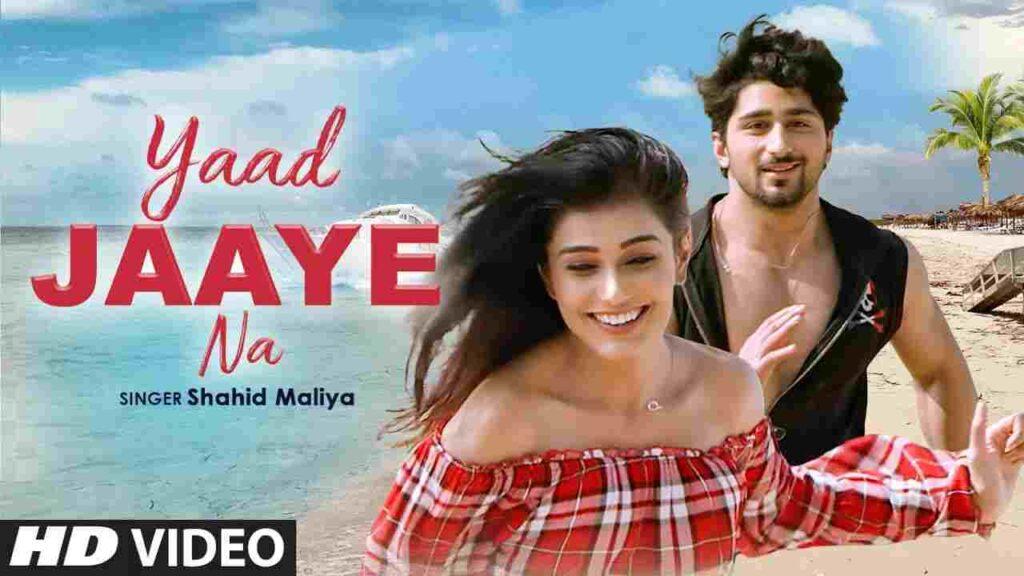 Yaad Jaaye Na Lyrics
