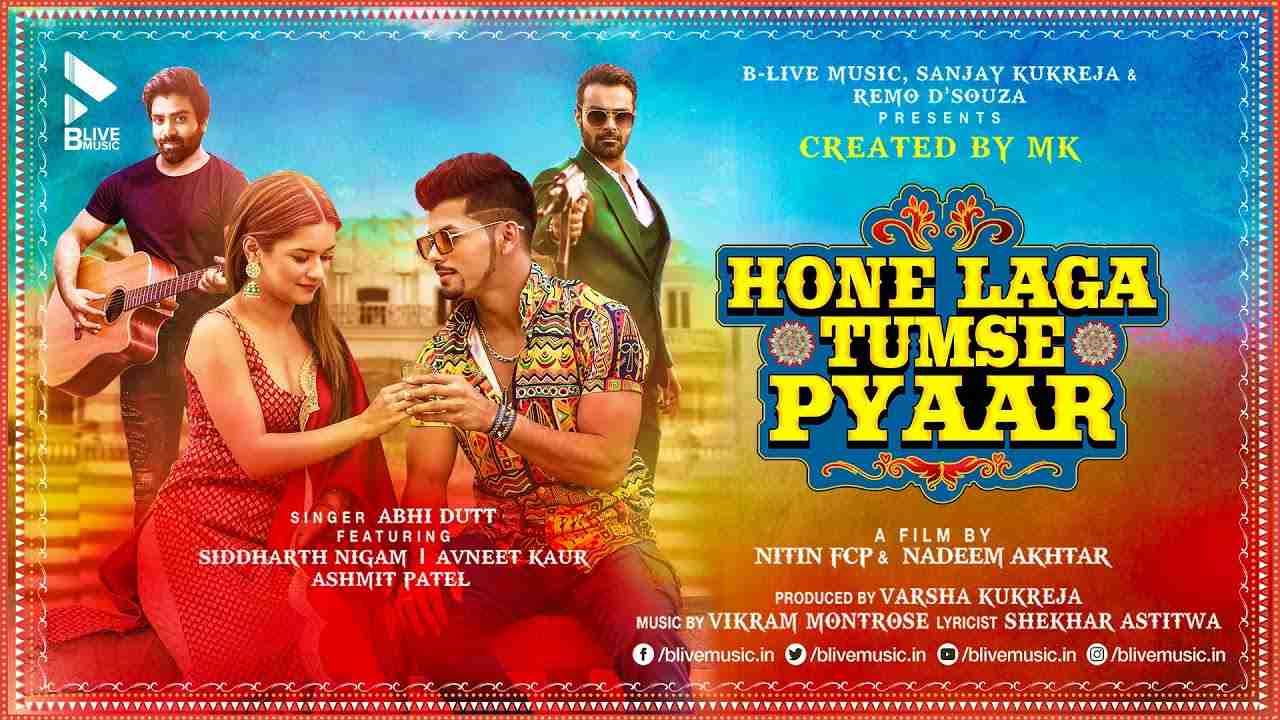 Hone Laga Tumse Pyaar Lyrics