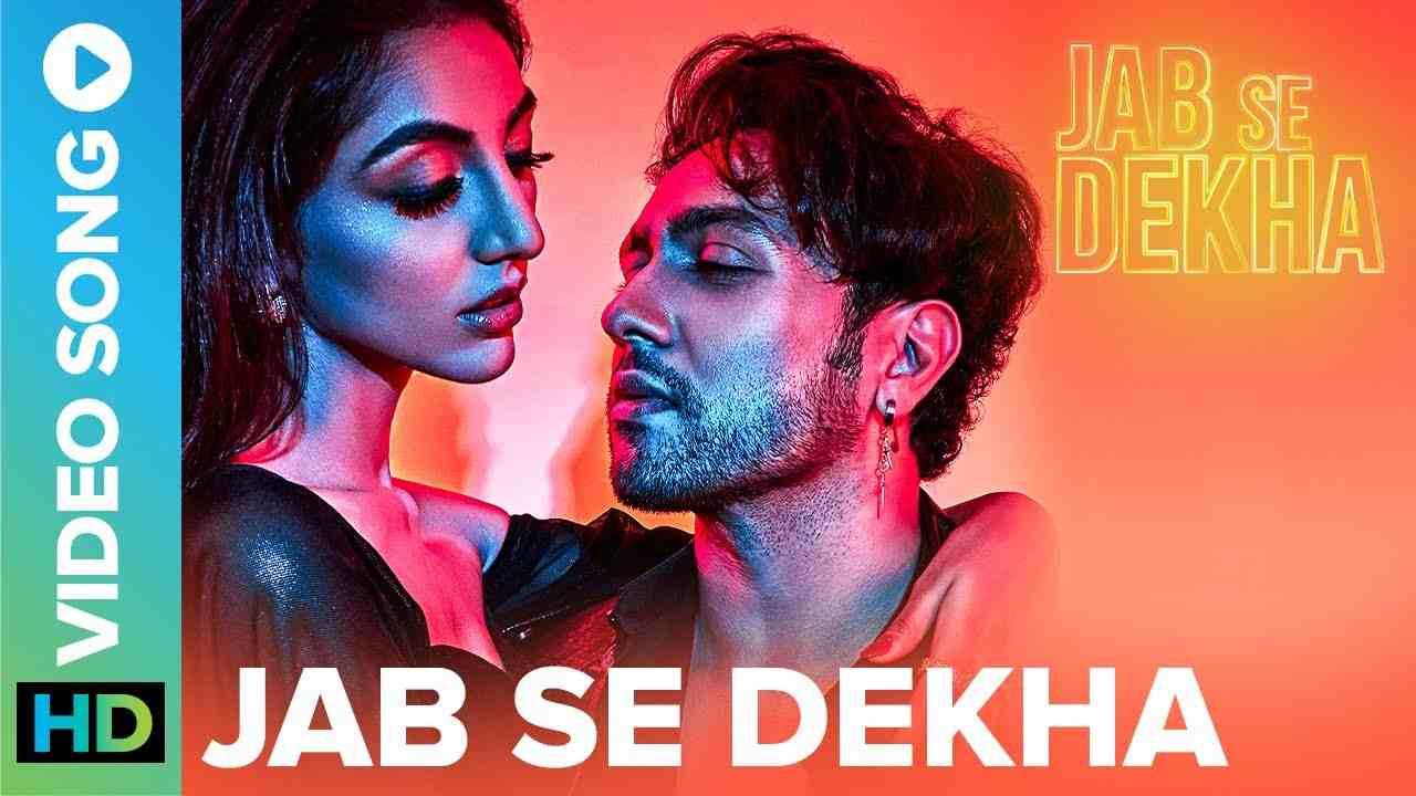 Jab Se Dekha Lyrics