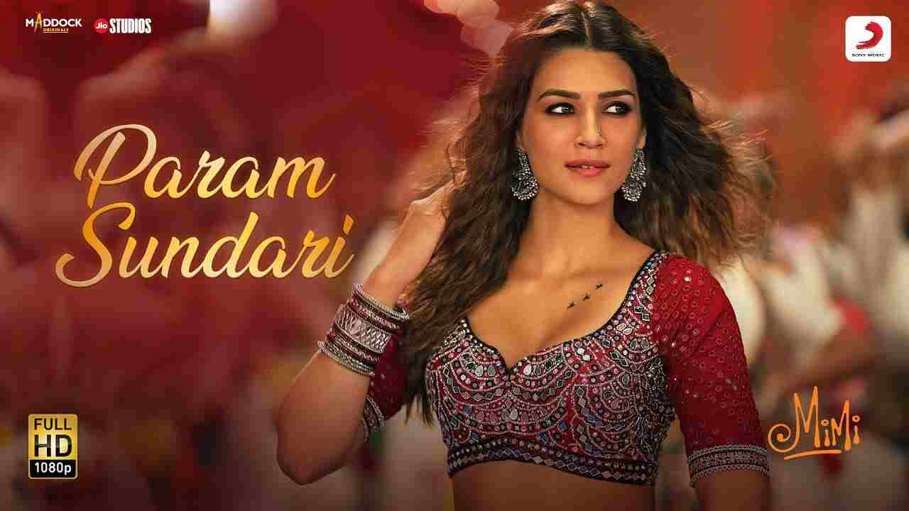 Param Sundari Lyrics