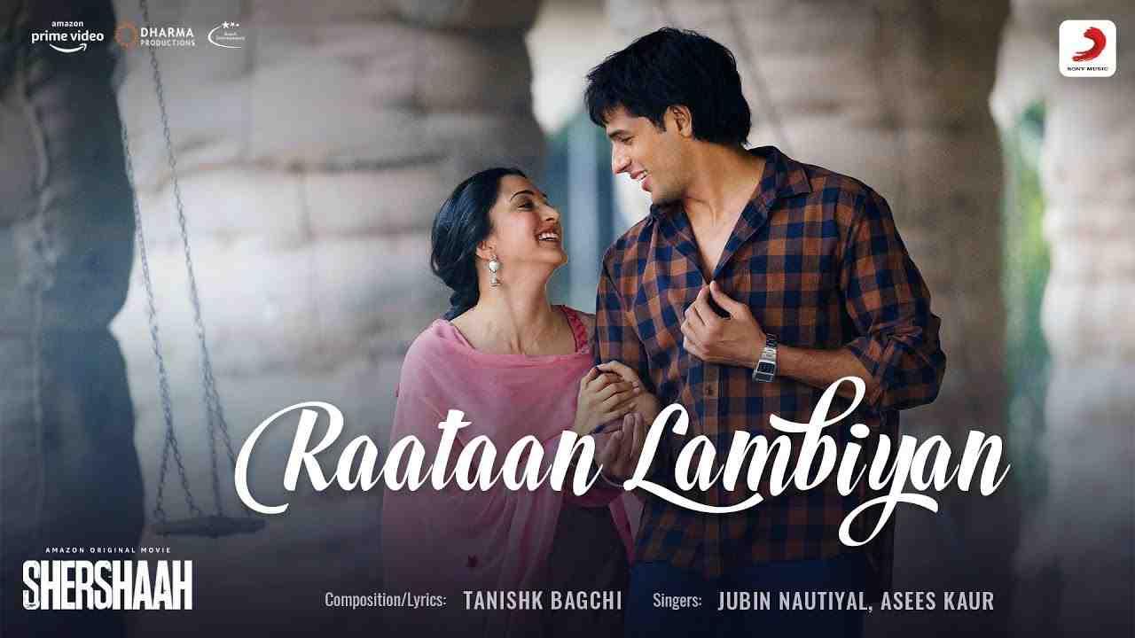Raataan Lambiyan Lyrics