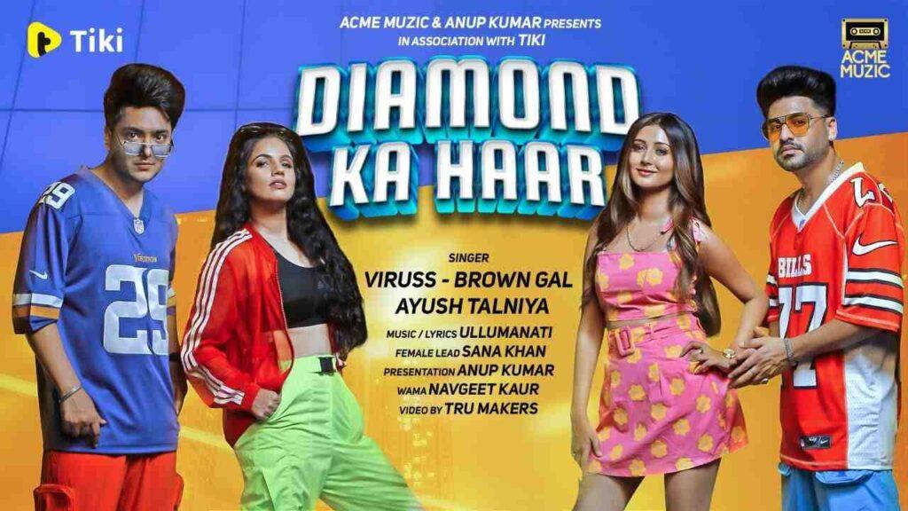 Diamond Ka Haar Lyrics