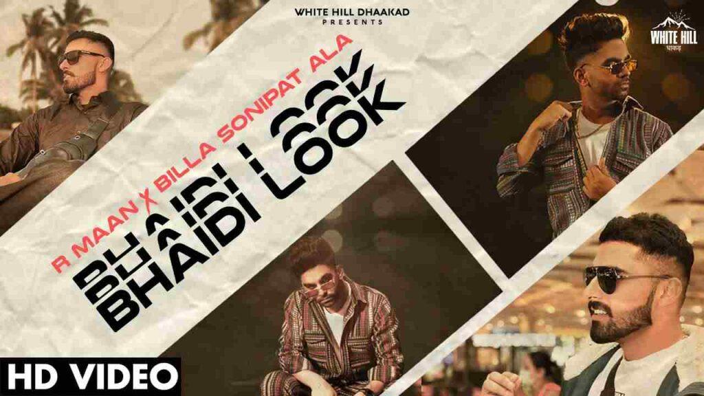 Bhaidi Look Lyrics